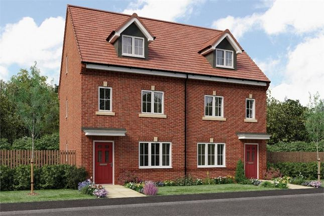 "Thumbnail Semi-detached house for sale in ""Rolland"" at Hind Heath Road, Sandbach"