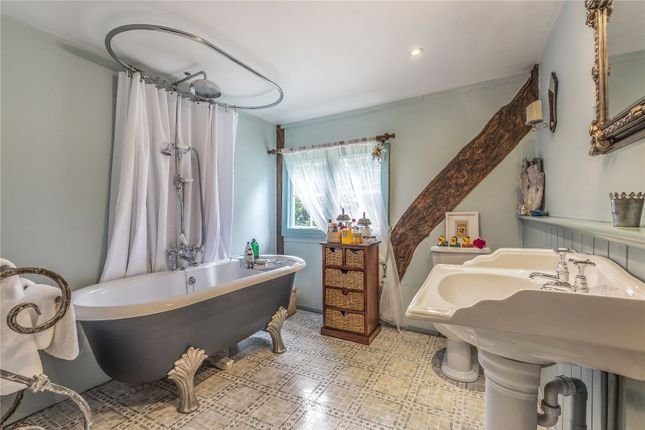 Main Bathroom of Taylor's Hill, Chilham, Kent CT4