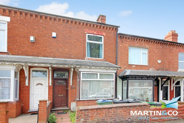 Thumbnail Terraced house for sale in Rawlings Road, Bearwood