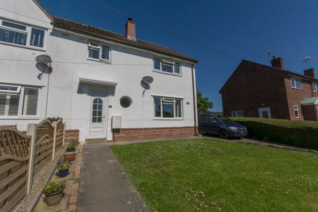 Thumbnail End terrace house for sale in Southfield Road, Much Wenlock