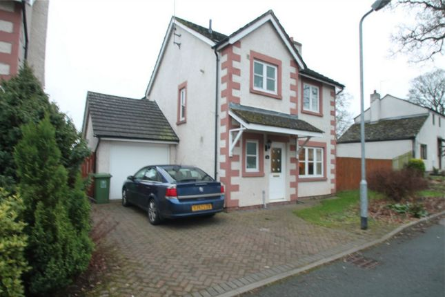 Thumbnail Detached house to rent in 23 Cumberland Way, Clifton, Penrith, Cumbria
