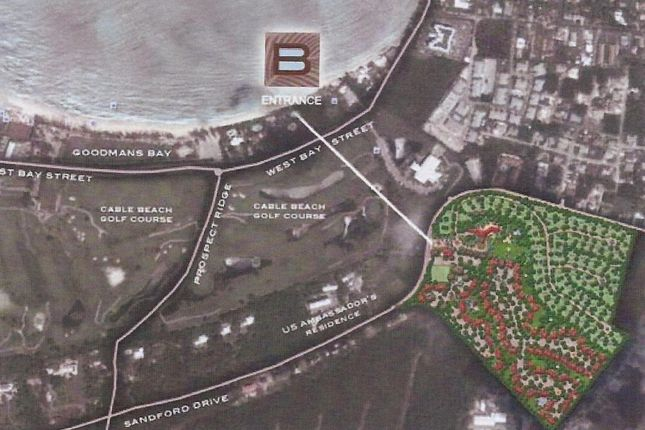 Land for sale in Sanford Drive, Nassau, The Bahamas
