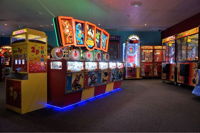 Games Room of Leysdown Road, Sheerness ME12