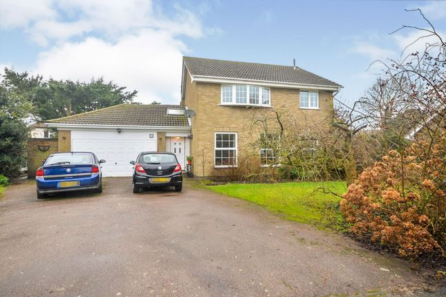 4 bed detached house for sale in Windsor Road, Waltham On The Wolds, Melton Mowbray LE14