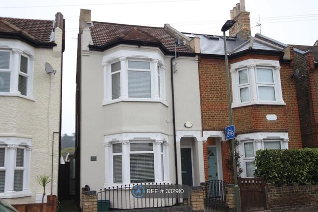 Thumbnail Semi-detached house to rent in Ridley Road, Bromley