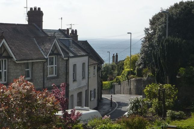 2 bed terraced house for sale in Pound Road, Lyme Regis