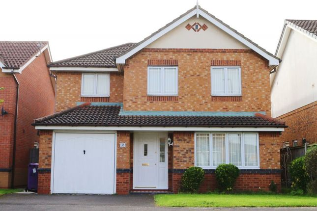 Thumbnail Detached house for sale in Whitewood Park, Liverpool, Merseyside