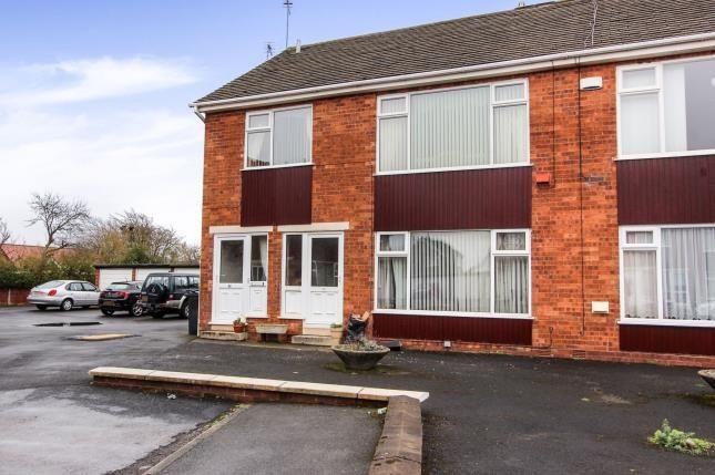 Thumbnail Flat for sale in Settle Court, Lytham St. Annes, Lancashire, England