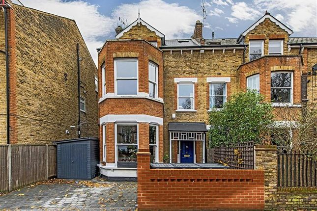 Thumbnail Detached house to rent in Glamorgan Road, Hampton Wick, Kingston Upon Thames