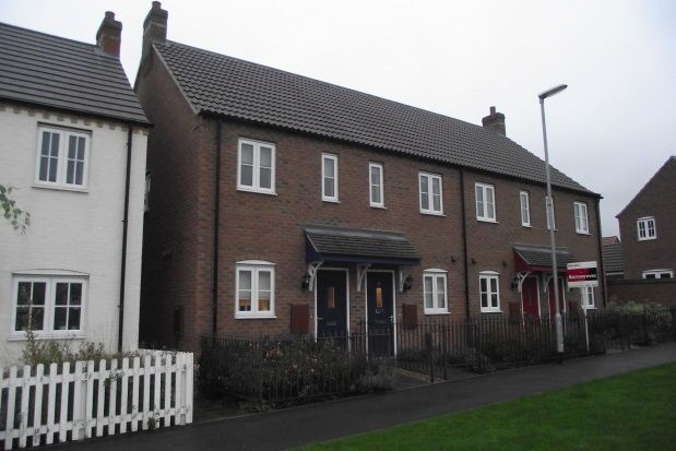 2 bed end terrace house to rent in Hancock Drive, Bardney, Lincoln