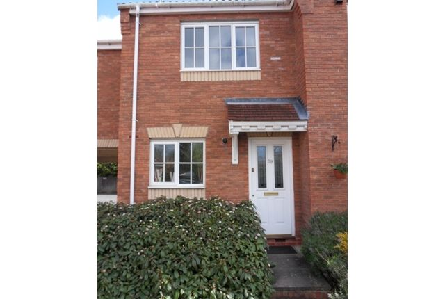 Thumbnail Semi-detached house to rent in Brecon Avenue, Warndon Villages, Worcester