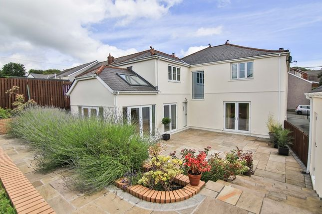 Thumbnail Detached house for sale in Wesley Place, Beaufort, Ebbw Vale
