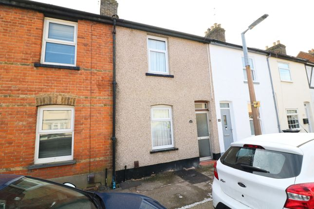 Thumbnail Terraced house to rent in Dewhurst Road, Cheshunt, Waltham Cross
