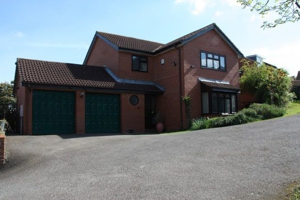 Thumbnail Detached house to rent in Chestnut Leys, Steeple Claydon, Buckingham
