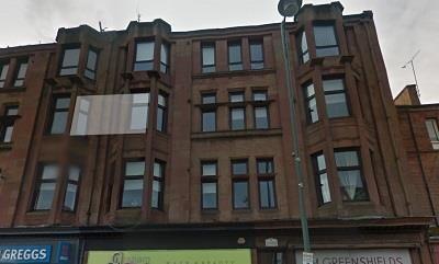 Thumbnail Flat to rent in 3/2, 41 Main Street, Uddingston, Glasgow