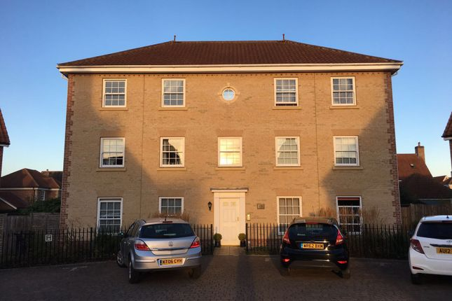 Thumbnail Flat for sale in Bromedale Avenue, Mulbarton, Norwich