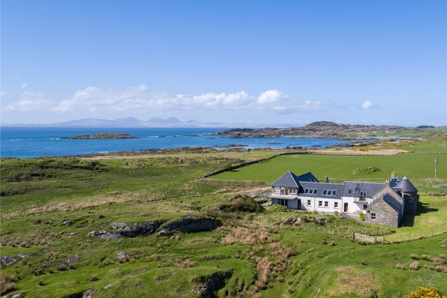 Detached house for sale in Leim, Isle Of Gigha, Argyll