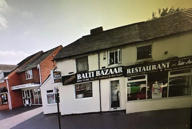 Thumbnail Retail premises for sale in High Street, Albrighton, Wolverhampton