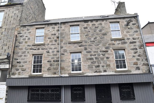 Thumbnail Maisonette for sale in High Street, Fraserburgh