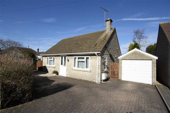 Thumbnail Detached bungalow for sale in Hardens Close, Chippenham, Wiltshire