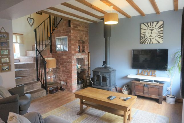 Thumbnail Barn conversion for sale in Stanton Upon Hine Heath, Shrewsbury
