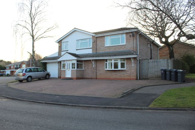 Thumbnail Detached house to rent in Anstruther Road, Edgbaston