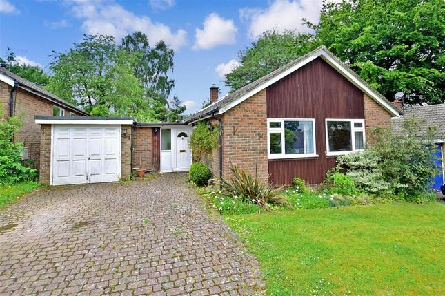 Thumbnail Detached bungalow for sale in Gillridge Green, Crowborough, East Sussex