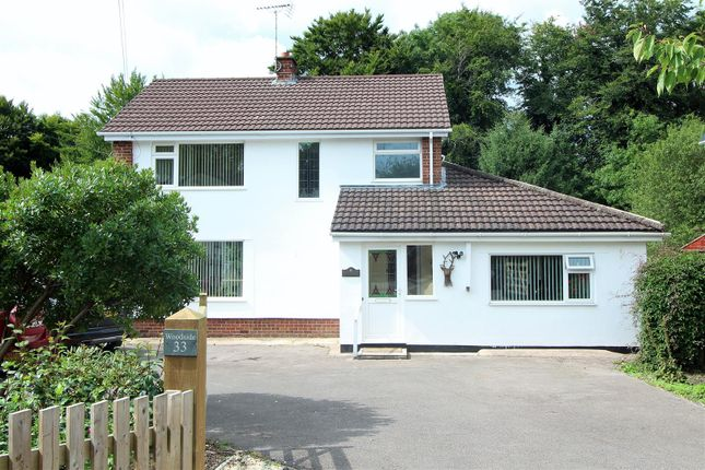 Thumbnail Detached house for sale in Marians Walk, Berry Hill, Coleford