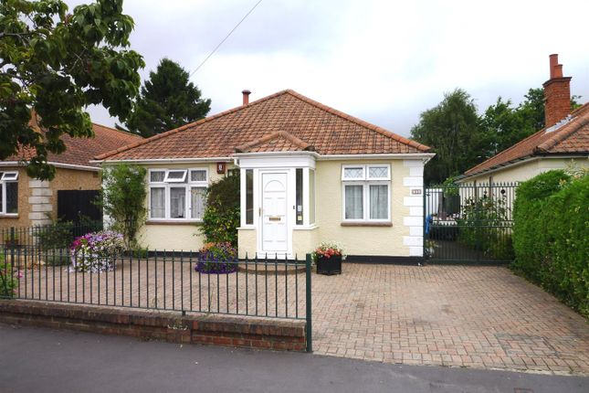 Thumbnail Detached bungalow for sale in Lansdowne Road, West Ewell, Epsom