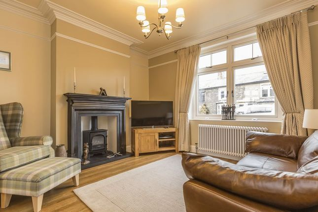 Thumbnail Terraced house for sale in Victoria Terrace, Abbey Village