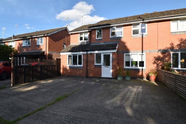 Thumbnail Semi-detached house for sale in Bromwich Road, St Johns, Worcester