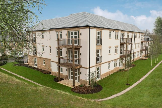 Thumbnail 2 bed flat for sale in 12 Devonshire Court, Darley Dale