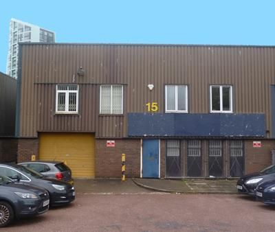 Thumbnail Light industrial to let in 15 Gibraltar Row, Liverpool L3, Liverpool,