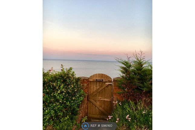 Thumbnail 4 bed semi-detached house to rent in Cliff Terrace, Budleigh Salterton