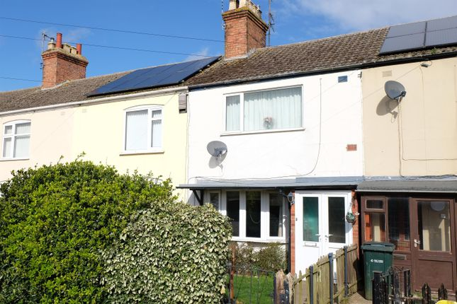 2 bed terraced house to rent in Station Cottages, Main Road, Langrick PE22