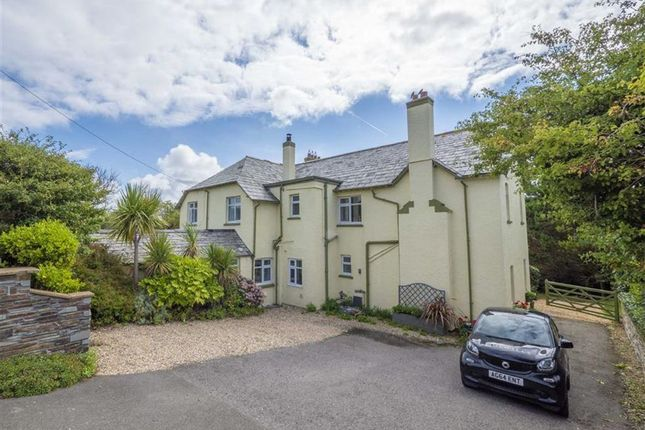 Thumbnail Detached house for sale in Lynstone Road, Bude, Cornwall