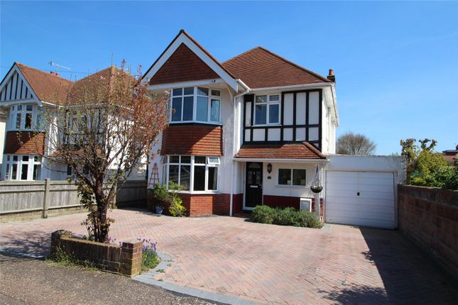 Thumbnail Detached house for sale in Loxwood Avenue, Tarring, Worthing, West Sussex