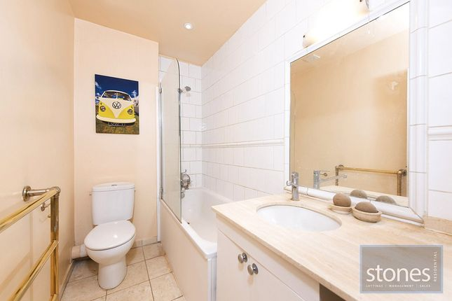 Bathroom of Brondesbury Villas, London NW6