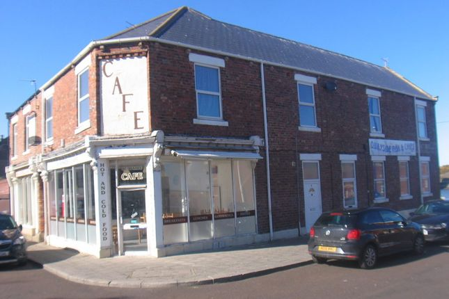 Thumbnail Leisure/hospitality to let in Plessey Road, Blyth (Cafe)