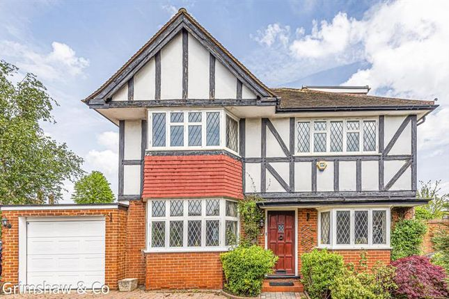 Thumbnail Detached house for sale in Corringway, Haymills Estate, Ealing