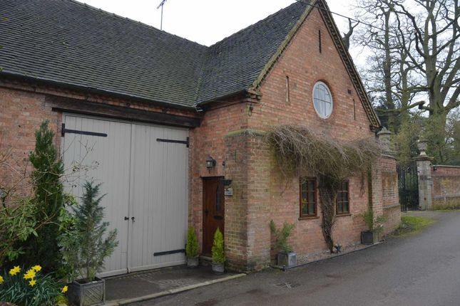 Thumbnail Cottage to rent in Somersal Herbert, Ashbourne