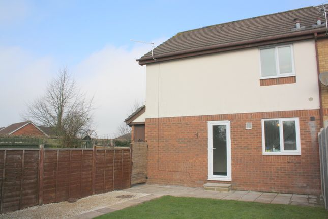 End terrace house in  Long Mead  Yate  South Gloucestershire B Bristol