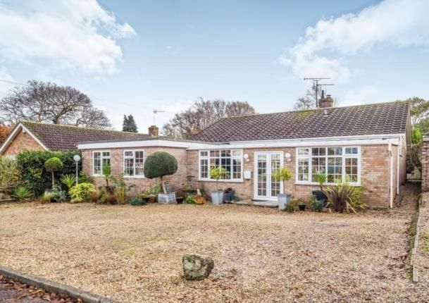 Thumbnail Bungalow for sale in Rollesby, Great Yarmouth, Norfolk