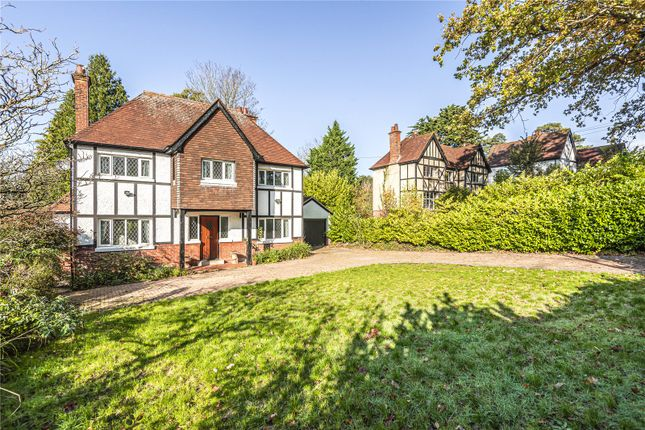 Thumbnail Detached house to rent in Winchester Road, Chandler's Ford, Hampshire