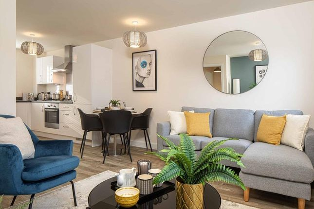 """Flat for sale in """"Boundary Court"""" at Cricket Field Grove, Crowthorne"""