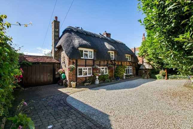 Thumbnail Detached house for sale in Pagham Road, Pagham, Bognor Regis