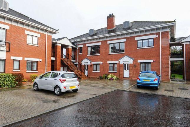 Thumbnail Flat for sale in Cherrytree Walk, Cherryvalley, Belfast