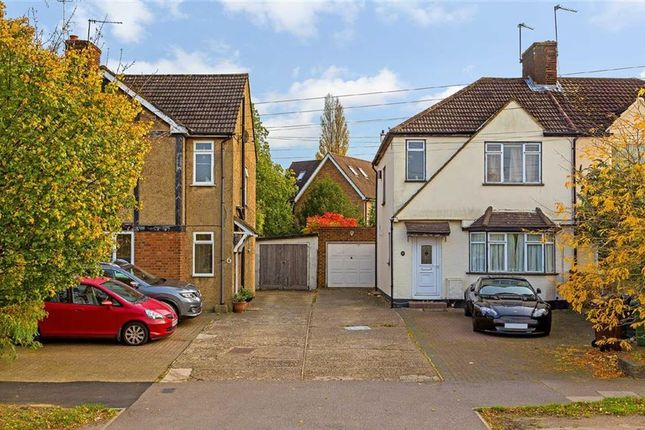 Thumbnail Semi-detached house for sale in Ashley Road, St.Albans