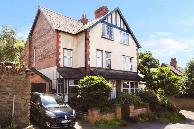 Thumbnail Semi-detached house for sale in Mapperley Street, Sherwood, Nottingham