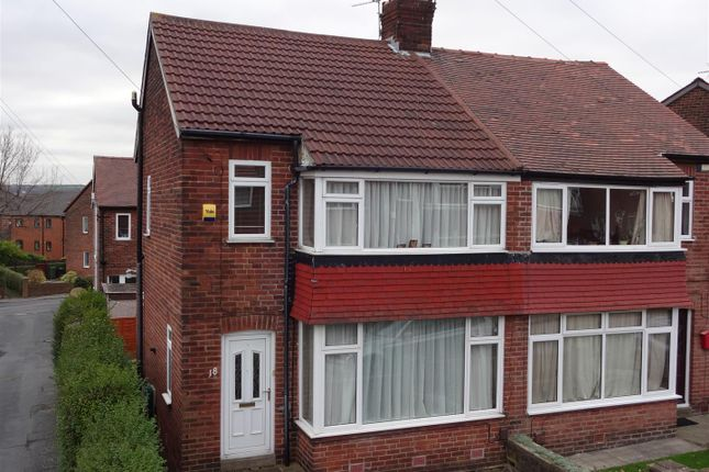 Thumbnail Terraced house to rent in Featherbank Mount, Horsforth, Leeds